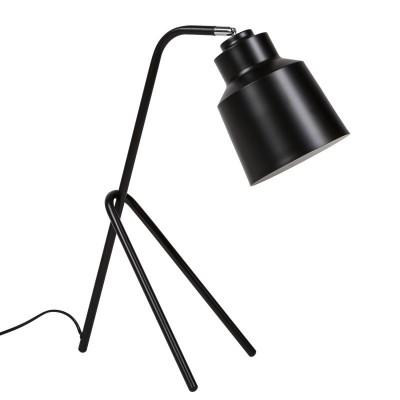 Lámpara sobremesa Vernisa negro