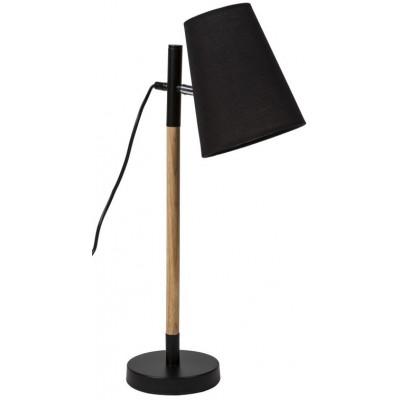 Lámpara sobremesa Deva negro