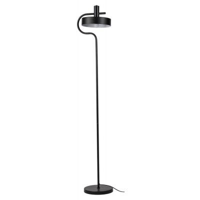 Lámpara de suelo Acebo negro