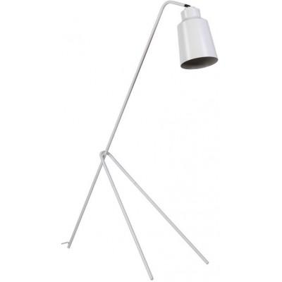 Lámpara suelo Montgo blanco