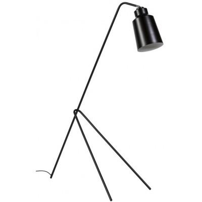 Lámpara suelo Montgo negro